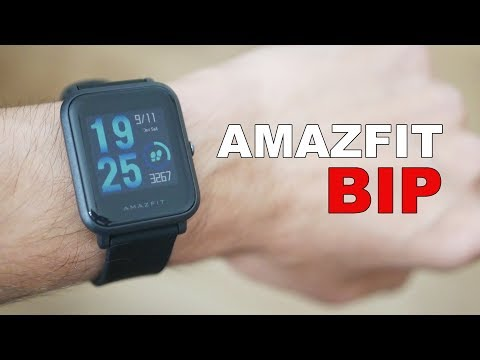 Amazfit Bip, todo lo que necesitas saber sobre el mejor smartwatch calidad/precio