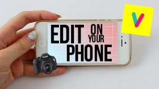 How To Edit Videos On Your Phone  from Alex Miotto
