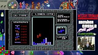 YouTube Stream Special - Tetris (NES)