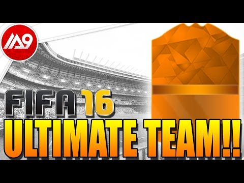 THE G.O.A.T OF FIFA - FIFA 16 Ulimate Team