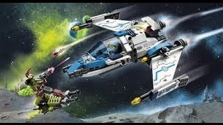 "LEGO Galaxy Squad 70701 ""Swarm Interceptor"" Review!"
