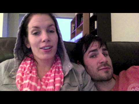 Amazing Race Canada 2013 Couple Couch Banter - Scotty & Alyssa Cooke