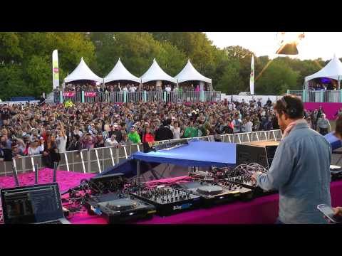 LUCIANO opening set @ XO Extrema Outdoor Belgium 18.05.2013 by Luca Dea