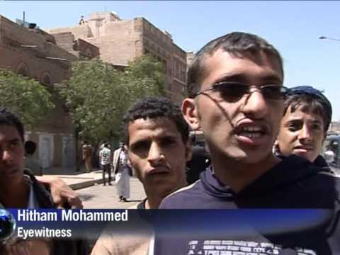 Embassy staffer injured as UK diplomatic car attacked in Yemen