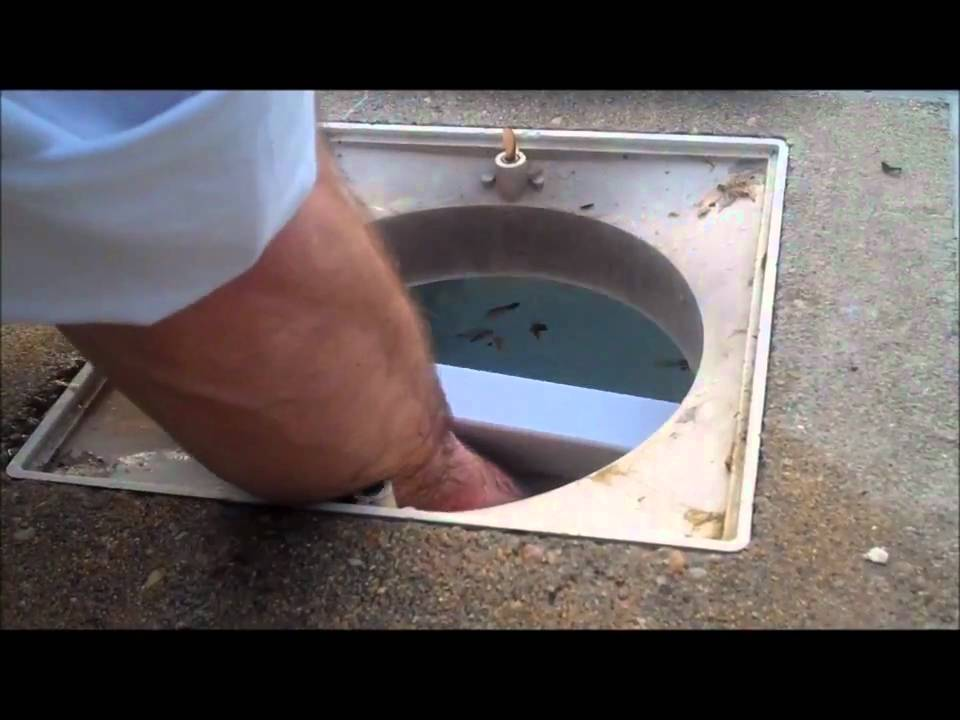 Poolcenter Com How To Install Pool Skimmer Weirs Youtube