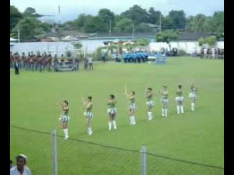 Instituto  Nacional de Usulután (INU'S BAND) 2010