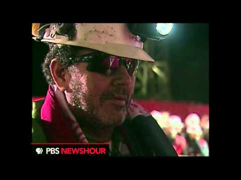 Final Chilean Miner Lifted to Safety -- PBS NewsHour