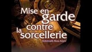 les signes et symptomes de la sorcellerie (solution Jesus-Christ)