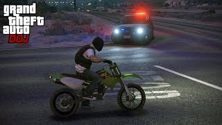 GTA 5 Roleplay - DOJ 324 - Evasion (Criminal)