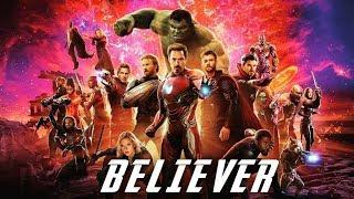 Download Lagu Avengers Infinity War - Believer Gratis STAFABAND