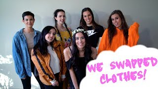 Download Lagu OPPOSITE SISTERS SWAP CLOTHES!!! Gratis STAFABAND
