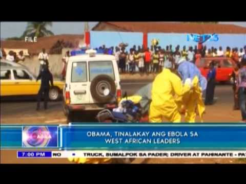 Obama meets West African leaders