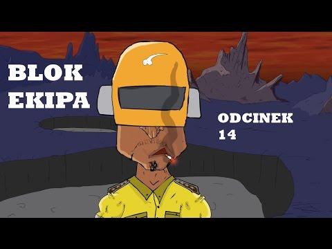 BLOK EKIPA II ODCINEK 14