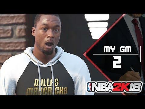 [MyGM]: DIE SYSTEMBEHERRSCHUNG - NBA 2K18 [002] - Lets Play   Maxx   Deutsch