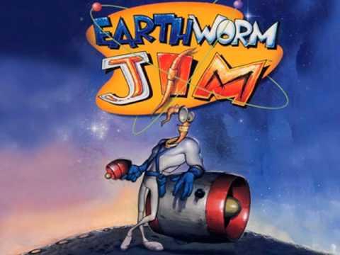Earthworm Jim Music SNES - Level 5
