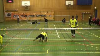 Malmo Open 2017: Kleio Thessaloniki G.C. -  Spain : Final 2nd half