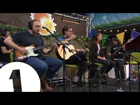 Bombay Bicycle Club: With Every Heartbeat (Robyn Cover) - Live at G in the Park