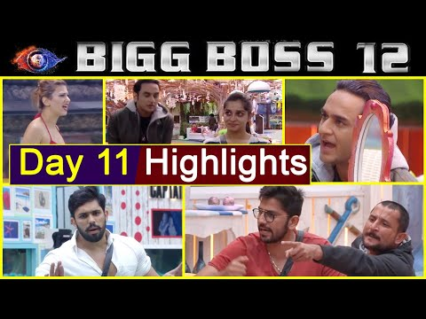 Bigg Boss 12 Day 11 Highlights: Vikas Gupta's Reality Check; Sreesanth to leave the house |FilmiBeat