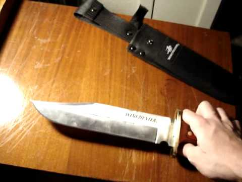 Winchester Bowie Knife Review