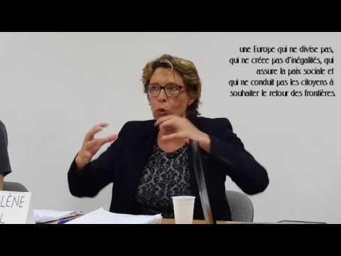 FBA2016/ Borderless Europe (a political anticipation's exercise) - Marie-Hélène Caillol