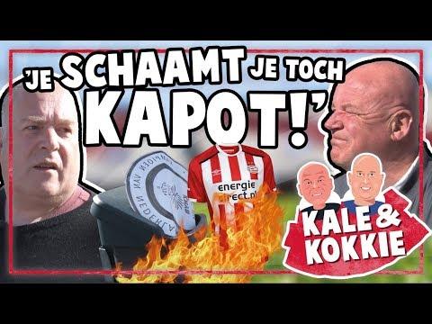 Kale & Kokkie vinden Ajax een vernedering