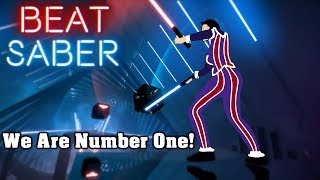Download Lagu Beat Saber - We Are Number One (custom song) | FC Gratis STAFABAND