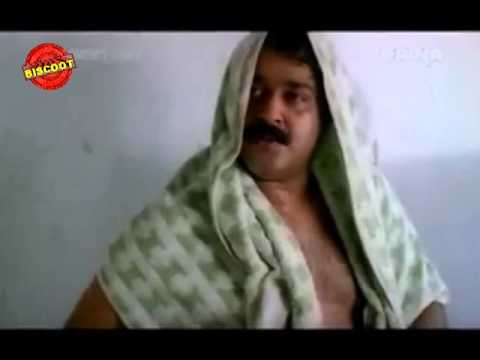Manichitrathazhu Malayalam Movie Comedy Scene Mohanlal And Shobana...