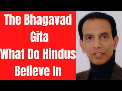BHAGAVAD GITA - What do Hindus Believe in:  Hindustan thumbnail