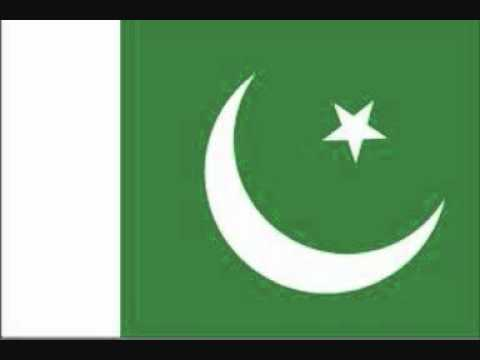 Pakistans National Anthem - Qaumi Tarana.wmv