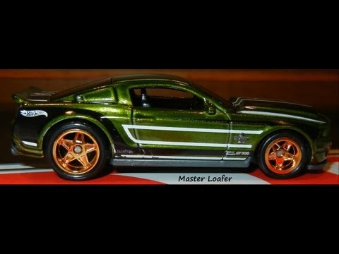 Hot Wheels : 2013 Super Treasure Hunts
