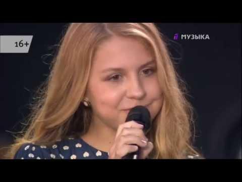 Настя Титова. Выступление в Музеоне 7 сентября 2014