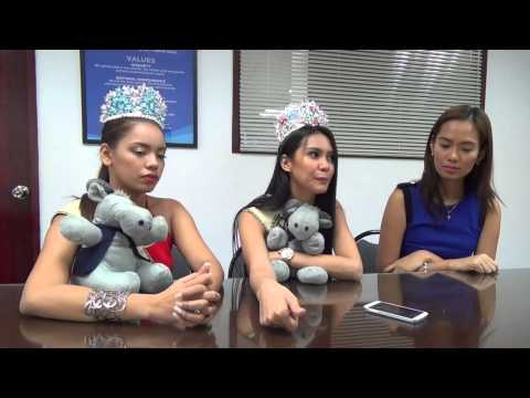 Ms. Earth beauties lend time to Inquirer Read Along