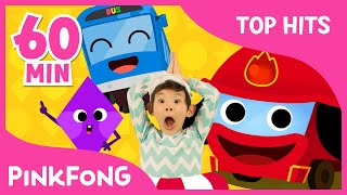 The Best Songs of June 2016  Baby Shark and More  + Compilation  PINKFONG Songs for Children