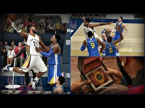 NBA 2K14 Next Gen MyCAREER - The Injury! PS4