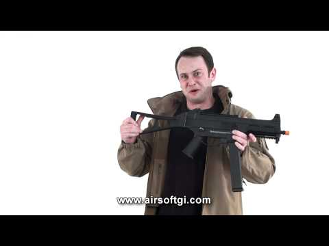 Airsoft GI - Umarex H&K G36C and UMP Fully Licensed Sportline Airsoft Guns