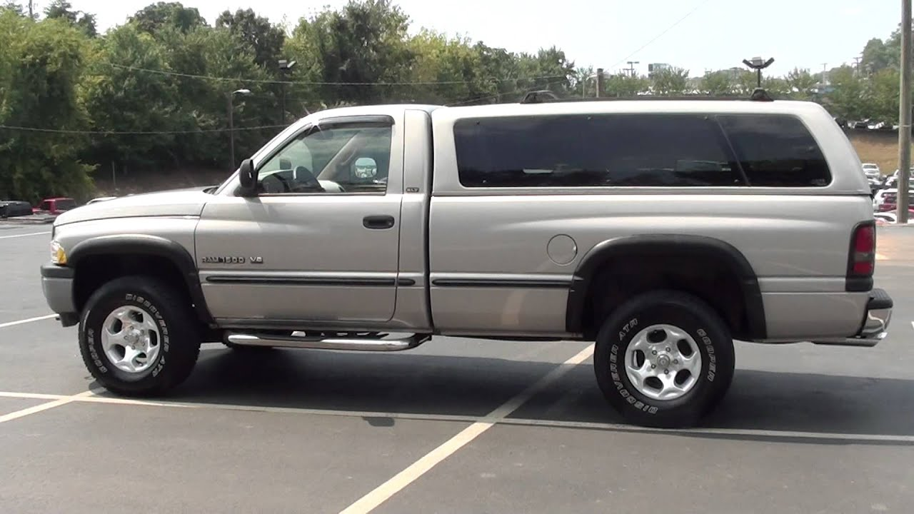 For Sale 1999 Dodge Ram 1500 Slt Laramie Stk P5762a Www