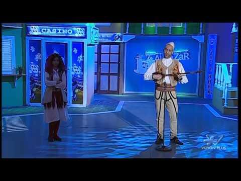 Rama,Berisha dhe Topalli ne festivalin folklorik - Al Pazar