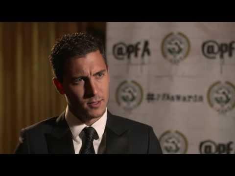 Eden Hazard: I want to be the best