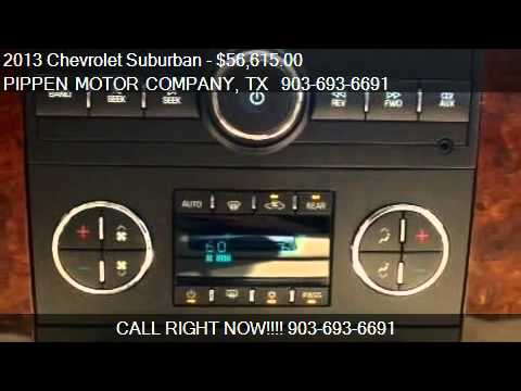 2013 Chevrolet Suburban LT for sale in Carthage, TX 75633 at