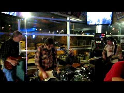 "Dustin Pittsley Band - ""Palm Trees & Trailer Parks"" - Blue Rose Cafe - Tulsa, OK - 2/11/11"