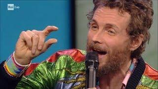 Intervista a Lorenzo Jovanotti - Che tempo che fa 03/12/2017