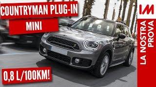 Prova MINI Countryman Plug-In Hybrid | 100 Km con un Litro?
