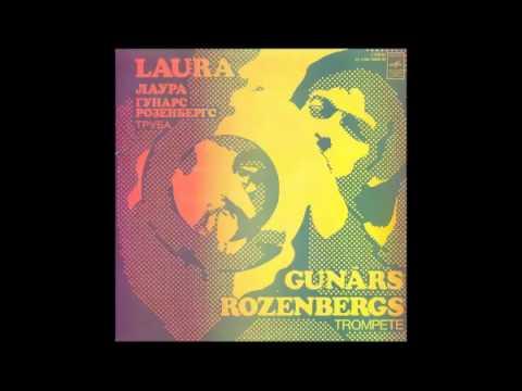 Gunārs Rozenbergs - Laura (FULL ALBUM, jazz-funk / disco, 1979, Latvia, USSR)
