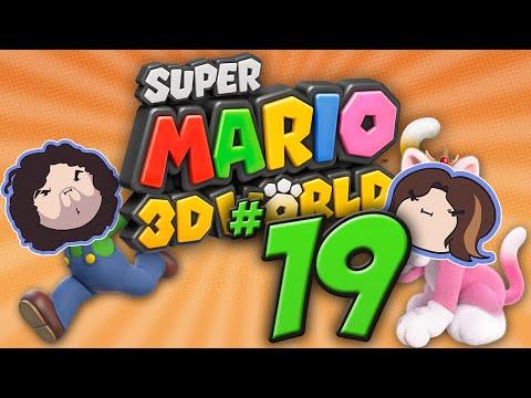 Super Mario 3D World: Secret Luigi - PART 19 - Game Grumps