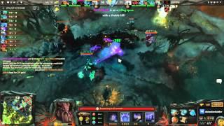 Na`Vi vs Zenith, TI3 Group A, game 1