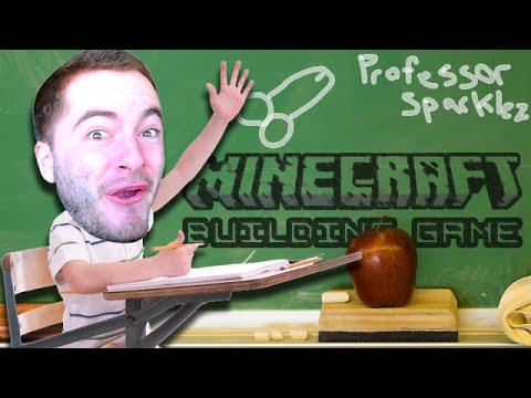 Minecraft: Building Game - SCHOOL EDITION!