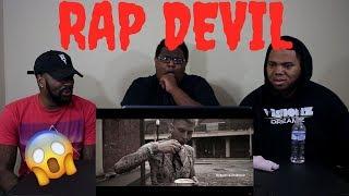 Machine Gun Kelly 34 Rap Devil 34 Eminem Diss Wshh Exclusive Official Music Audio Reaction