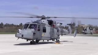 Philippine Navy will receive the first AW159 anti-submarine helicopter