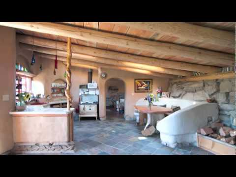 Cob Homes ( Living Debt Free) Part 1.wmv