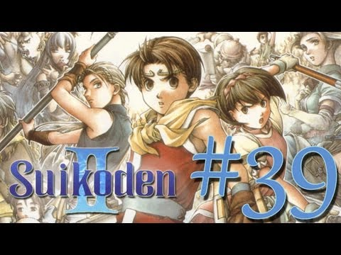 Suikoden II - 39 - The journey to the Toran Republic